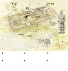 Ancient China Map Discoveries May Rewrite History Of China U0027s Terra Cotta Warriors