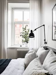 swedish bedroom a stunning swedish space in white bedrooms spaces and interiors