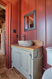 Country Bathroom Ideas 150 Best Colonial Bathroom Images On Pinterest Primitive