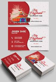 free business cards template for photoshop by elegantflyer