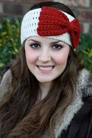 crochet ear warmer headband 33 crochet ear warmer patterns the funky stitch