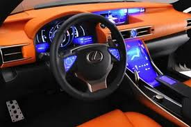 lexus lf fc interior lexus lf cc concept this is what an is coupe may look like