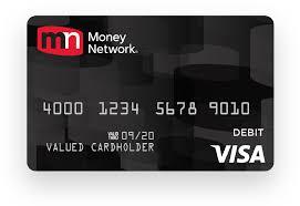 prepaid money cards money network app