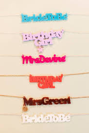 Design Your Own Necklace 304 Best Name Necklaces Images On Pinterest Name Necklace Glow