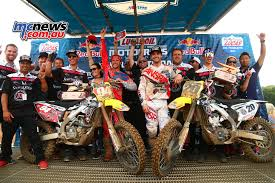 ama motocross race results ken roczen wins redbud ahead of eli tomac mcnews com au