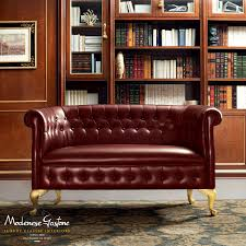 Sofas Chesterfield Style by Furniture For Office Designed In Chesterfield Style With Walnut