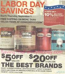 home depot black friday coupon home depot archives saving the family money
