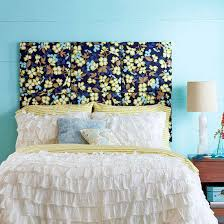 Upholstered Headboard Cheap by Best 25 How To Cover A Headboard With Fabric Ideas On Pinterest