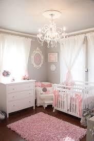 Gray And Pink Crib Bedding Nursery Decors Furnitures Light Pink Crib Bows As Well As