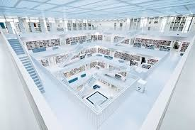 6 marvelously modern libraries