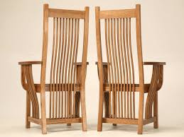 Mission Dining Room Set by This 6 Mission Oak Dining Chairs Is No Longer Available This Set