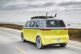 electric volkswagen van volkswagen famous van in electric version u2013 fubiz media