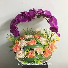 artificial flower silk flower arrangements artificial flower arrangement singapore
