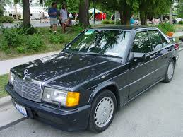 1986 1987 mercedes benz 190 e 2 3 16 usa review supercars net
