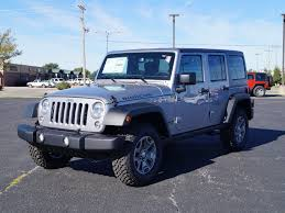 jeep billet silver metallic jeep wrangler in hutchinson ks allen samuels chrysler dodge