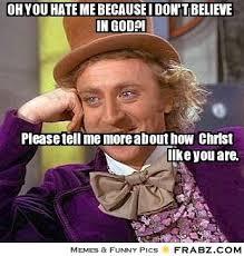 Hate Meme - christian hate meme network for new media religion and digital