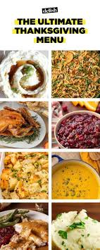 40 traditional thanksgiving dinner menu and recipes delish 40 traditional thanksgiving dinner menu and recipes delish