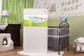 2 In 1 Crib Mattress La Baby 2 In 1 Crib Mattress With Jacquard Cover