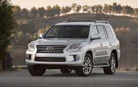 lexus lx 470 years 2013 lexus lx 570 safety review and crash test ratings the car