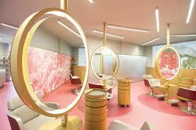 Decoration Salon Design by Hair Salon Decoration Design U2013 Rebuilding The Concept Of Hair