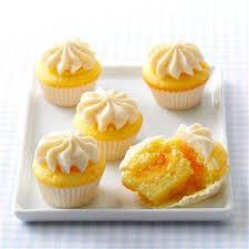cupcakes recipe orange dream mini cupcakes recipe taste of home