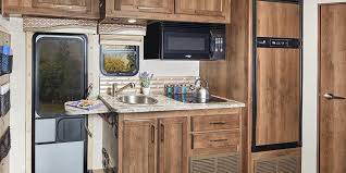 2018 melbourne class c motorhomes jayco inc strong meals on the road strong gain more prep space with