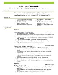 Resume Template For Cashier Resume Format For Chief Accountant Written Resume Templates