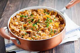 easy pasta recipes easy creamy sausage pasta recipe 30 minute meal