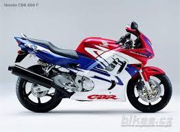 honda cbr 600 f 1998 názory motorkářů technické parametry