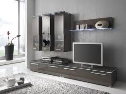 Wohnzimmerm El Mit Led Wohnwand Hochglanz Alle Ideen Für Ihr Haus Design Und Möbel