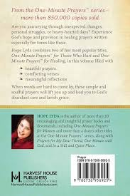 Other Words For Comforting One Minute Prayers For Comfort And Healing Hope Lyda