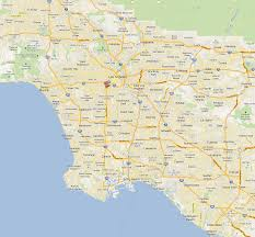 Los Angeles Airports Map by Los Angeles Google Maps Indiana Map
