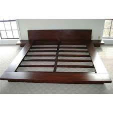 Reclaimed Wood Platform Bed Bedroom Rh Beds Reclaimed Wood King Bed Queen Spindle Bed Wood