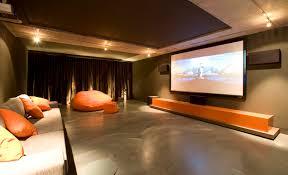 home theater room decor light control in theater room decor