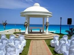 Outdoor Wedding Gazebo Decorating Ideas Outdoor Excellent Ideas For Your Wedding Ceremony I Think All