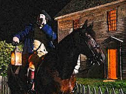 revere lantern the midnight ride of paul revere paul revere s ride