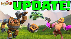 update is here clash of clans new game mode night village