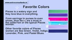 zodiac color fashion pisces horoscope astrology how to select clothes for