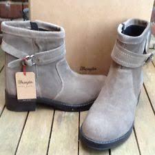 wrangler womens boots australia wrangler s suede boots ebay