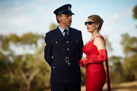 kate winslet and hugo weaving in the dressmaker movies