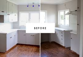 Kitchen Remodeling Ideas On A Budget Kitchen Of The Week A New Zealand Blogger U0027s 600 Diy Remodel