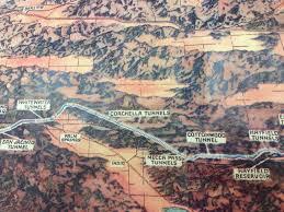 Los Angeles Aqueduct Map by Coachella Valley Colorado River Aqueduct Map Of The Colo U2026 Flickr