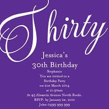 30th birthday party invitations ideas hpdangadget com