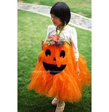 Pumpkin Halloween Costume No Sew Pumpkin Tutu Diy Halloween Costume Craft Passion