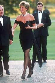 lady charlotte diana spencer the story behind the picture princess diana at the serpentine