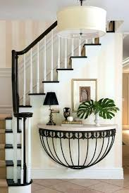 Entry Hall Table Houzz Entry Hall Tables Entryway Traditional