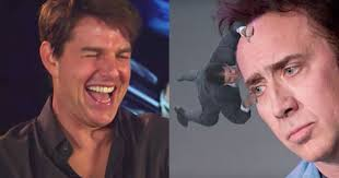 Tom Cruise Meme - tom cruise gets shown memes about tom cruise totally cracks up