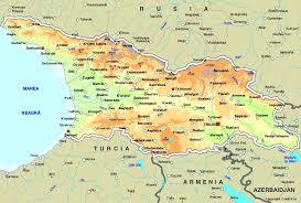 Maps Of Georgia Map Of Georgia Maps Worl Atlas Georgia Map Online Maps Maps