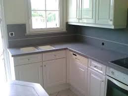 plan de travail en r駸ine pour cuisine resine pour plan de travail cuisine gallery of plan cuisine staron