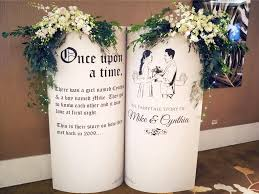 wedding backdrop book fairy tale wedding mbs of roses